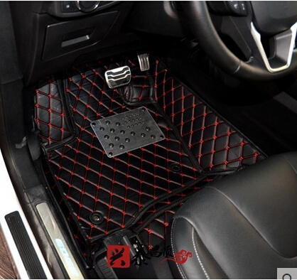 Special Car Floor Mats For Ford Edge   Durable Waterproof Carpets For Edge Free Shipping In Floor Mats From Automobiles Motorcycles