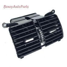 3CD819203 3C0819203 For Volkswagen Passat B6 2006 2007 2008 2009 2010 2011 CC Black Rear Air A/C Condition Outlet Vent Assembly 2pcs for vw passat b6 2006 2007 2008 2009 2010 2011 car styling boot strut tailgate gas spring lifter support with gift