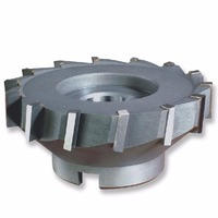 MZG SWFT Type Face Milling Cutters Spiral Groove Welding Blade Type Tungsten Steel Cylindrical Plane Side