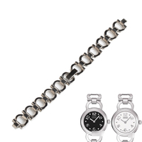 WENTULA watchbands for TISSOT T029.009 stainless steel solid band woman 5MM