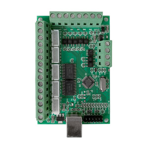 Image 3 - Driver board CNC USB MACH3 100Khz breakout board 5 axis interface driver motion controller