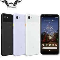 Original Brand New Google Pixel 3A 4GB 64GB Mobile Phone 4G LTE 5.6 inch Snapdragon 670 Octa Core 12.2MP 8MP NFC Smartphone