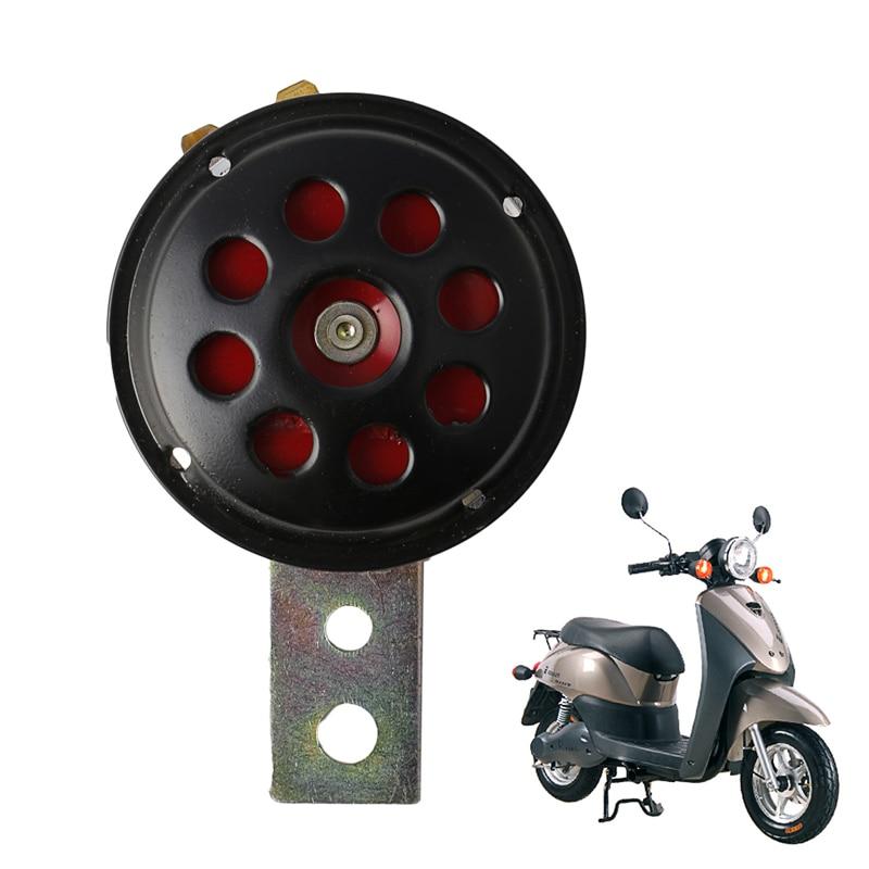 SAILFLO 105dB 12V Universal 105db Waterproof Motorcycle Scooter Bike Horn Loud Tone Sound New