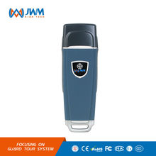JWM Waterproof IP67 Rugger RFID Guard Tour Patrol System, Security Patrol Wand,Guard Tour Device