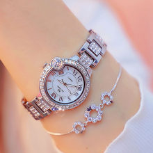 Women Watches Time 2017 New Casual Luxury Diamond Quartz Watch Dial Ceramics Strap Wristwatches Female Dress Clock Saac relogio(China)
