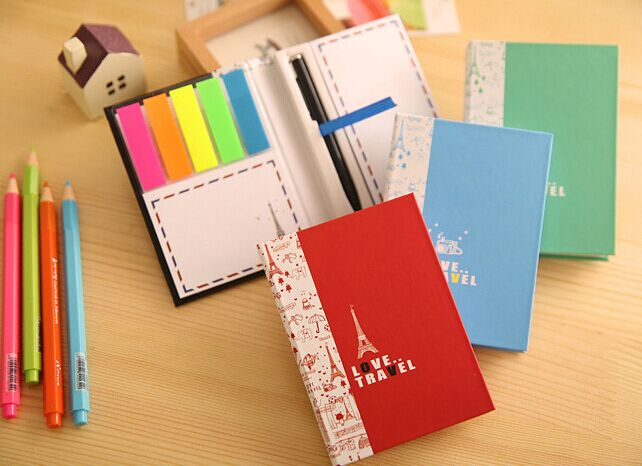 20 Sheet Cute Stationery Diy Kawaii Sticker Al Sbooking Notebook Diary Book Decor School Supplies With Metal Case