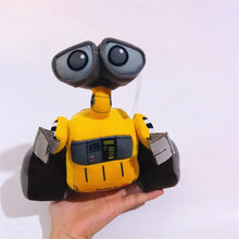 1pieces/lot 18cm wall-e plush doll Holiday gifts Children's toys(China)