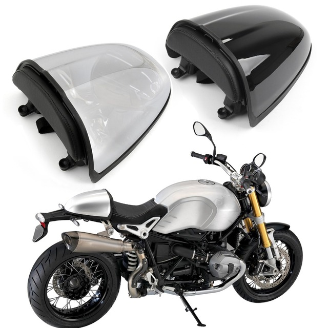 Areyourshop Motorcycle Rear Passenger Pillion Seat Cowl Cover Fairing For BMW R 1200R NINE T 2014-2016 New Arrival Motorbike
