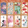 10 styles SOFT TPU Painted Back Cover For huawei GR5 Mini Hot Selling Patterns Cell Phone Case For Huawei honor 5c/gr5 mini