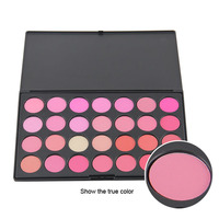 Professional 28 Color Eyeshadow Palette Beautiful Lipstick Makeup Palette Make Up Kit Retail And Wholesale Free
