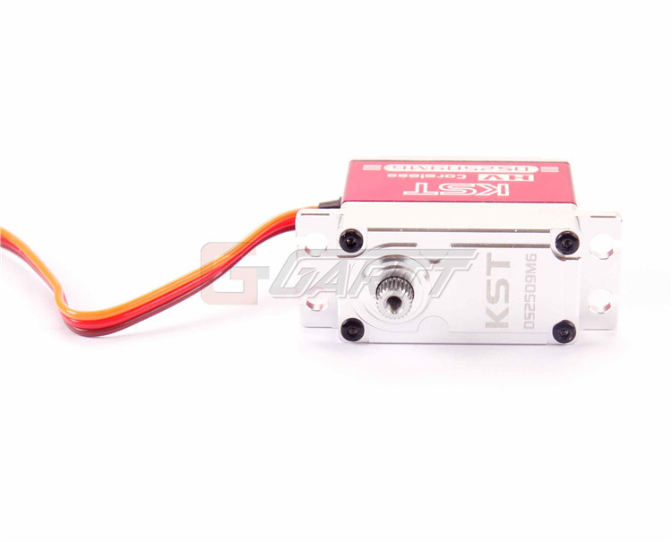 все цены на Freeshipping 6Pieces/Lot KST HV DS2509MG Digital Coreless Full Metal Steering Servo For RC Car Truck
