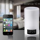Led Kleurrijke Nachtlampje Touch Bluetooth Audio Smart Home Emotionele Sfeer Speaker Lamp - 3
