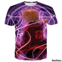Fullmetal Alchemist T-Shirt #12