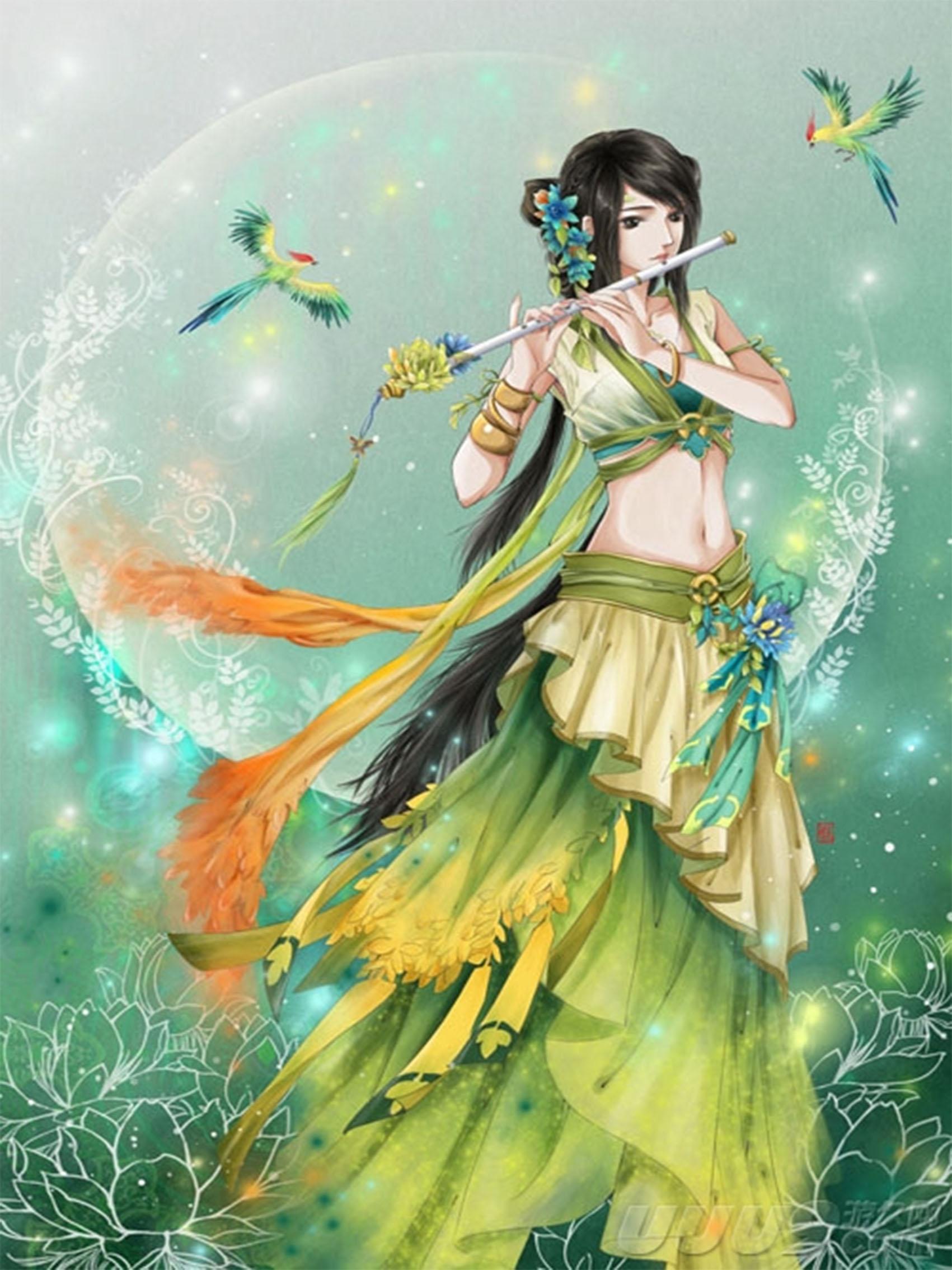 Китайские феи картинки