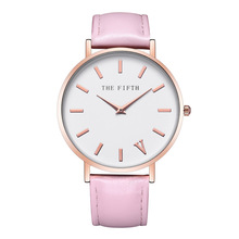 2018 International brand THE FIFTH Bauhaus simple style watch Women Fashion Luxury Luxury Watches lady dress watch women Watch