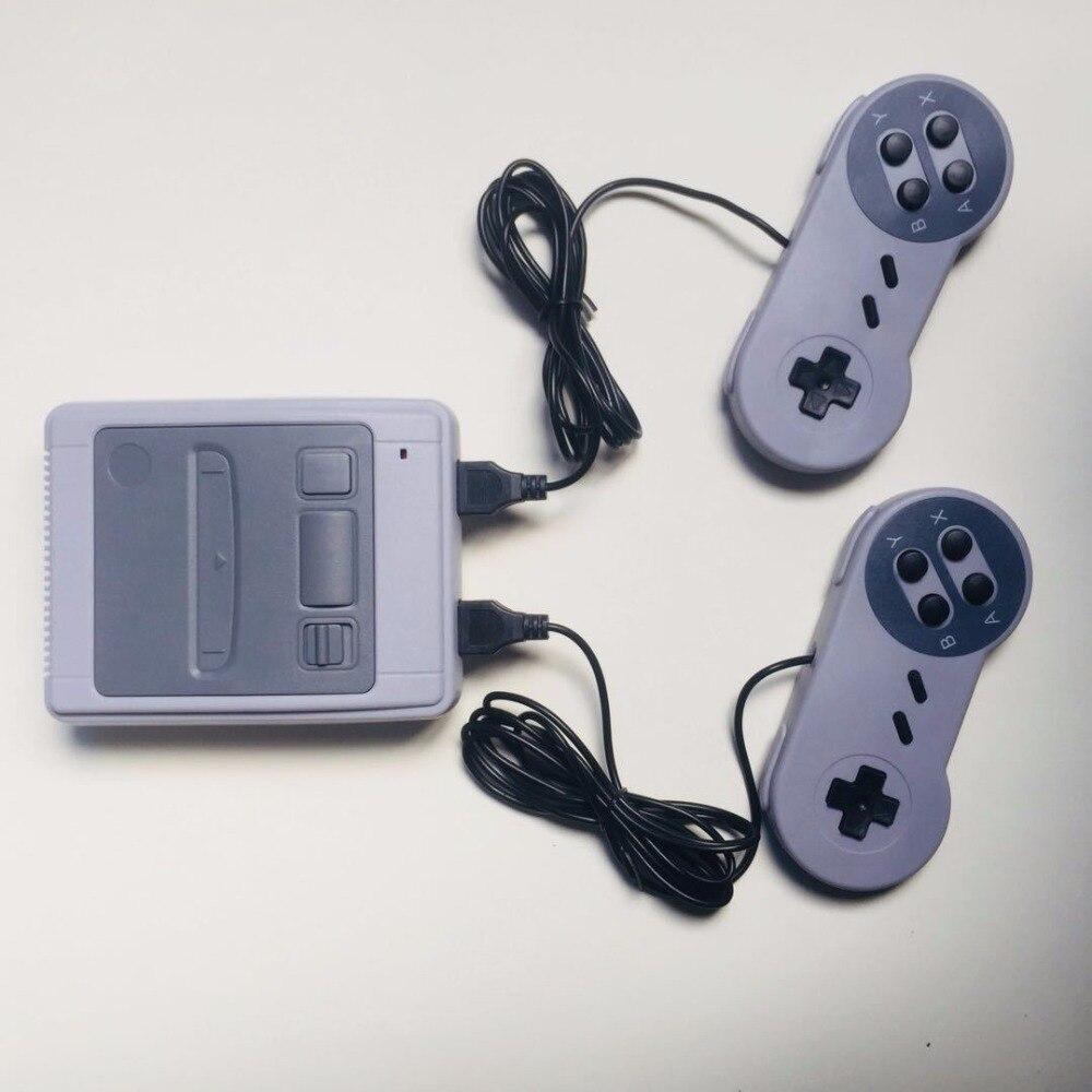 Dhl 20 Teile/los Retro Klassische Handspiel-spieler Videospiel-konsole Mini Familie Tv Video Eingebaute 400 Spiele Mit Dual Gamepad Mit Traditionellen Methoden Unterhaltungselektronik