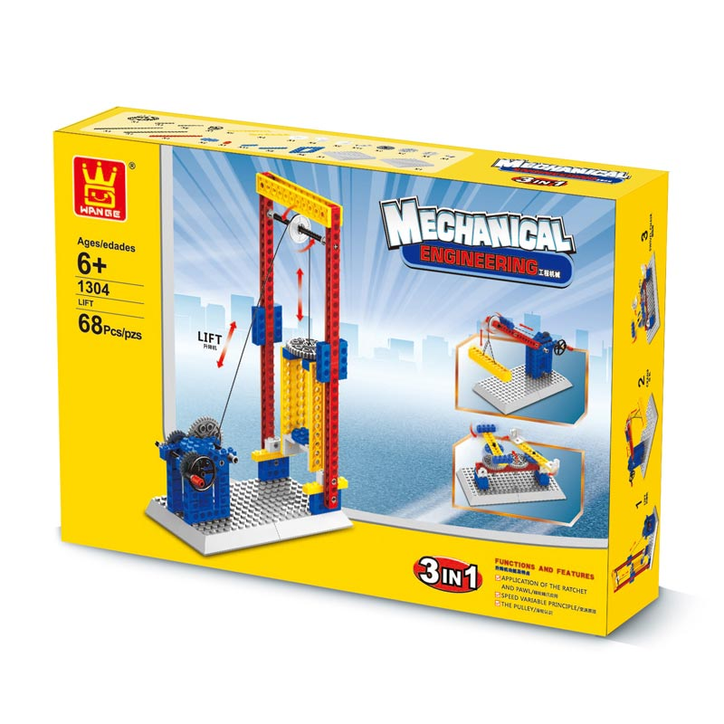 Wange Mechanical Application Of The Crown Gear Model Building Blocks For Children The Pulley Scientific Learning Education Toys e gaigneaux scientific bases for the preparation of heterogeneous catalysts 162