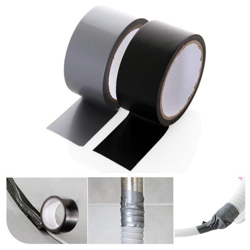 Super Strong Fiber Waterproof Tape Stop Leaks Seal Repair Tape Performance Self Fix Tape Adhesive Tape Adhesive Tape
