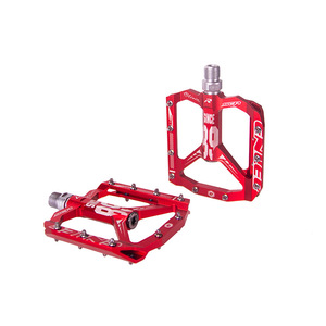 Image 5 - Ultralight bicycle pedal all CNC mtb DH XC mountain bike pedal L7U Material +DU Bearing Aluminum Pedals