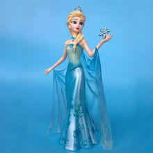 Figurine De Collection Elsa et Anna, Figurine De princesse, modèle pour enfants