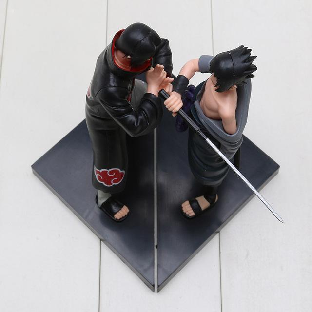 Uchiha Sasuke Uchiha Itachi Action Figures