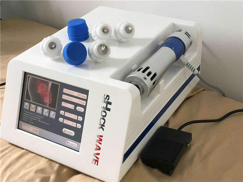 Efficient For Treating The Pain Shockwave Physical Therapy Treatment Erectile Dysfunction Treatment (ED) SW 7 Shockwave Machine