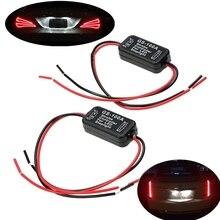 Box Brake-Tail-Stop-Light Led-Lights GS-100A Flashing-Controller Strobe Car Auto 12V