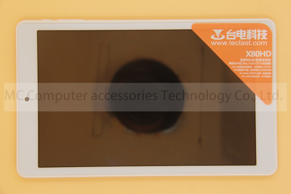 PC 8inch Tablet Screen 2