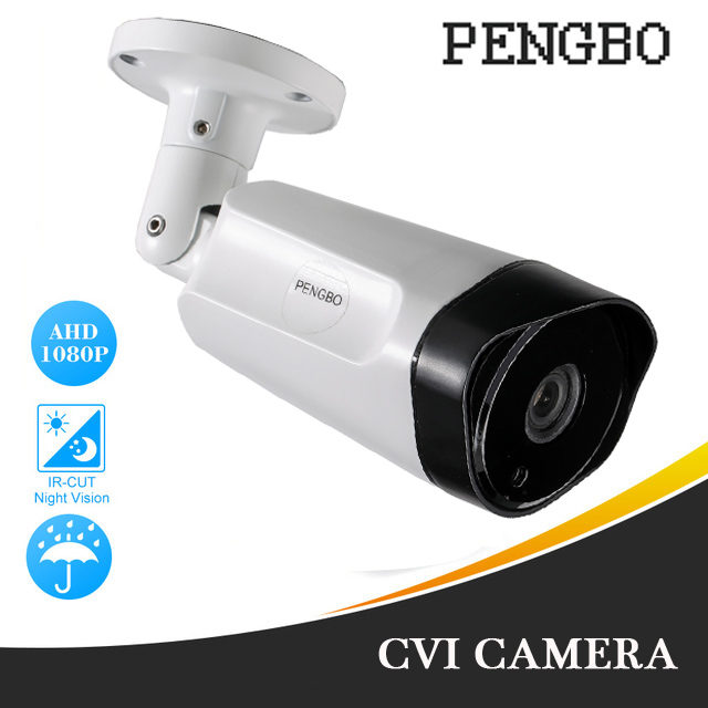 CCTV Security Camera CMOS 1080P Bullet Waterproof Outdoor  IR Cut Night Vision CCTV Camera AHD Camera For AHD DVR bullet camera tube camera headset holder with varied size in diameter