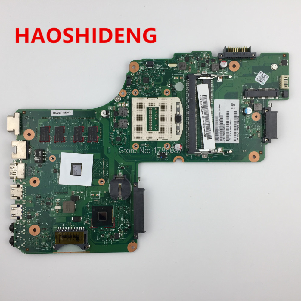 V000325150 for Toshiba Satellite C50 C55 C50-A C50T-A C55-A C55T-A motherboard,All functions fully Tested! цена и фото