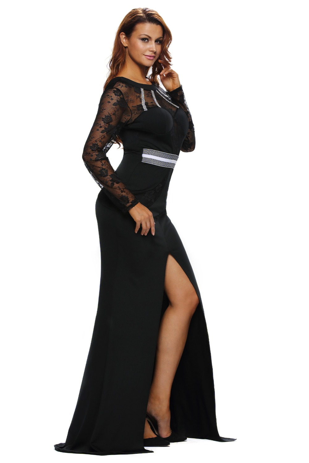Elegant Black Evening Gowns | Dress images