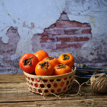 INS photographie décors conseil Simulation papier grain de bois adapté pour fruits fond alimentaire embellir accessoires accessoires de décoration