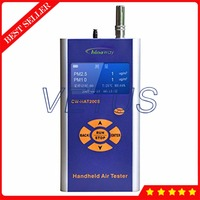PM2.5 PM10 Detector CW HAT200S Handheld Portable Particle Counter with Air Quality Monitoring Equipment USB Interface