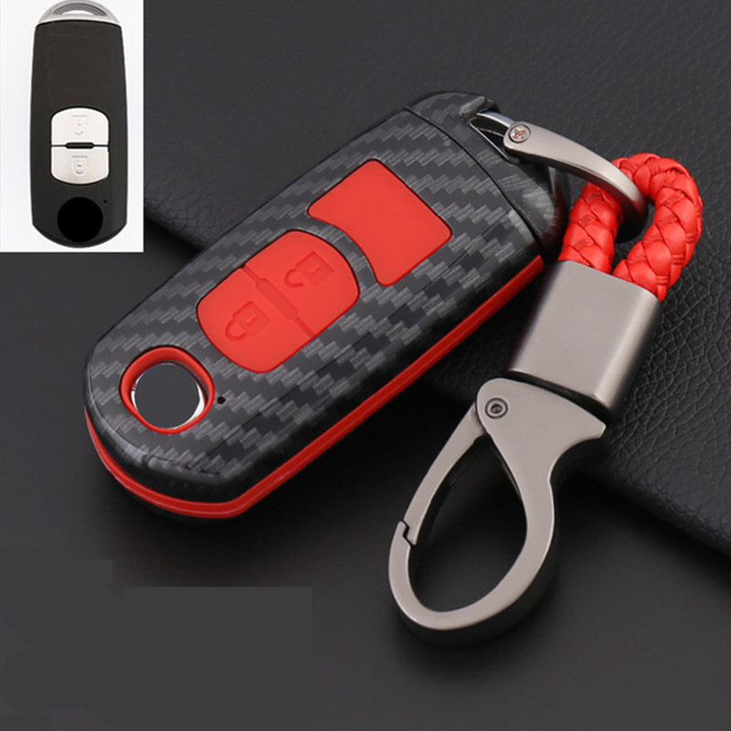 Carbon-Fiber-Shell-Car-Remote-Key-Case-Cover-For-Mazda-2-3-6-Axela-Atenza-CX.jpg_640x640 (3)