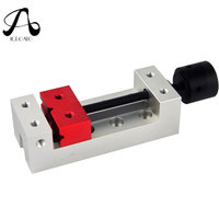 Jaw Bench Clamp Mini Drill Press Vice Vizio Micro Clip Vise DIY Hand Tools Carving Bench Clamp drill 100x40x30mm