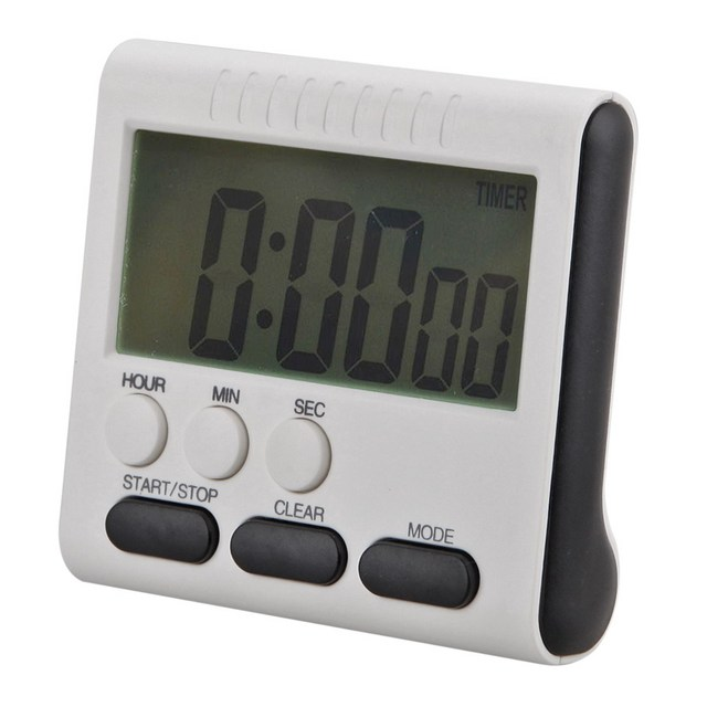 digital kitchen timers sinks stainless magnetic large lcd tools cooking timer alarm count up down clock can be set