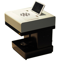 coffee and food printer inkjet printer selfie coffee printer Full Automatic Latte Coffee Printer with 8 inch tablet PC