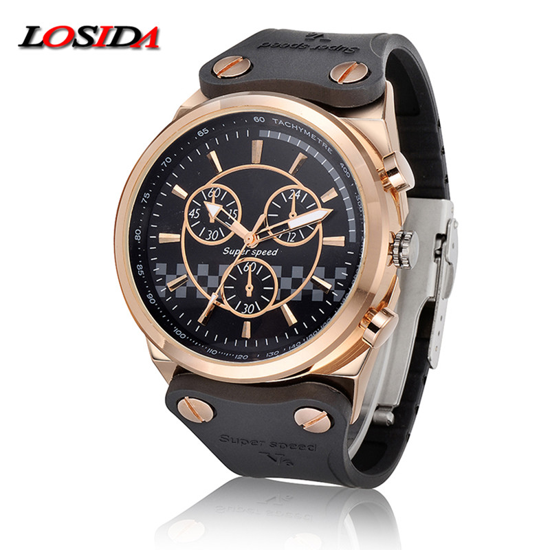 2018 Top Quality Losida D Sport Brand Luxury Watch Men Clock Fashion Casual Big Dial Quartz Wrist Watches Boy Relogio Masculino2018 Top Quality Losida D Sport Brand Luxury Watch Men Clock Fashion Casual Big Dial Quartz Wrist Watches Boy Relogio Masculino