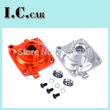 CNC alloy clutch bell mount for 26cc 29cc engine for 1 5 rovan baja km hpi
