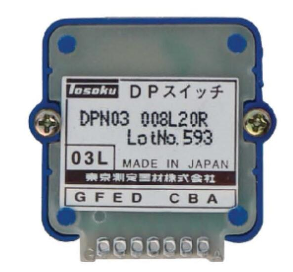 Rotary switches band switch TOSOKU    Magnification Switch Machine Band  DPN03  008L20r 03L CNC panel knob switch