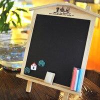 Creativity Blackboard New Design Single Face Useful Blackboard Photography Props Great Child Gift Fun Furniture