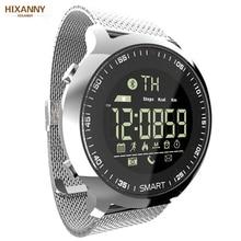 купить Sport Watch Bluetooth Waterproof Men Smart Watch Digital Ultra-long Standby Support Call And SMS Reminder SmartWatch онлайн