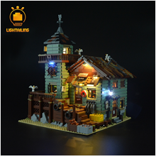 LIGHTAILING LEVOU Kit de Luz Para 75192