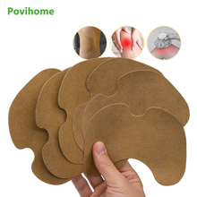18pcs Knee Medical Plaster Wormwood Extract Knee Joint Ache Pain Relieving Sticker Knee Rheumatoid Arthritis Body Patch D1803 arthritis cervical medical plaster shoulder knee joint ache pain relieving sticker body massage patch health care c1614