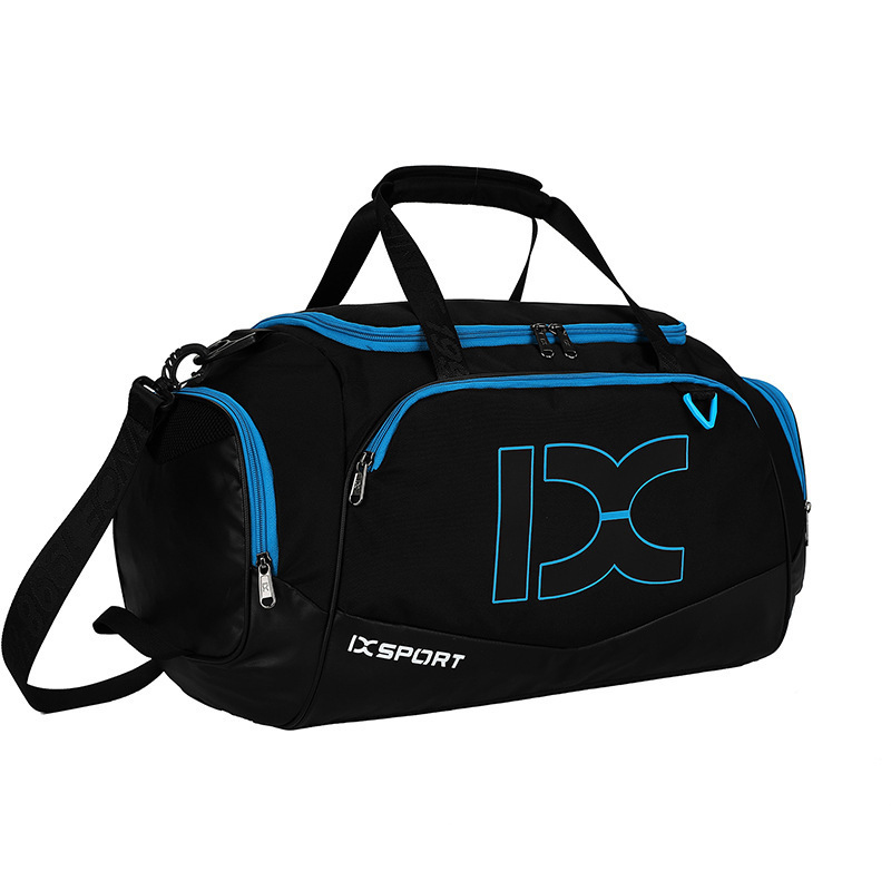 40L Unisex Waterproof Nylon Large Capacity Ultralight Foldable Outdoor Gym Bag Sports Bag Travel Duffle Bag Handbag Rucksack