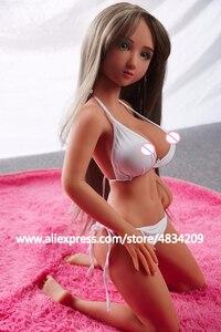 Image 3 - נדל סיליקון סקס בובות לגברים 100cm למעלה שלד למבוגרים אהבת בובת נרתיק מציאותית יפני מציאותי שד גדול סקסי בובה