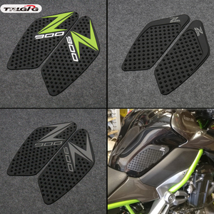 For Kawasaki Z900 2017 2018 2019 Motorcycle Tank Pad Protector Sticker Decal Gas Knee Grip Tank Traction Pad Side 3M(China)