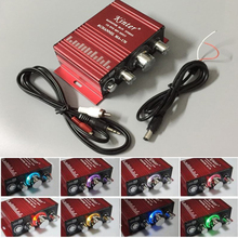 Arcade Game MA-170 12V 2 channels LED Mini HIFI Stereo Amplifier for JAMMA MAME Machine Cabinets