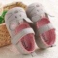 Sapatos de bebê Flor Bonito Do Gato Da Criança Do Bebê Meninos E Meninas Amam Sapatos Animal Print YTP233