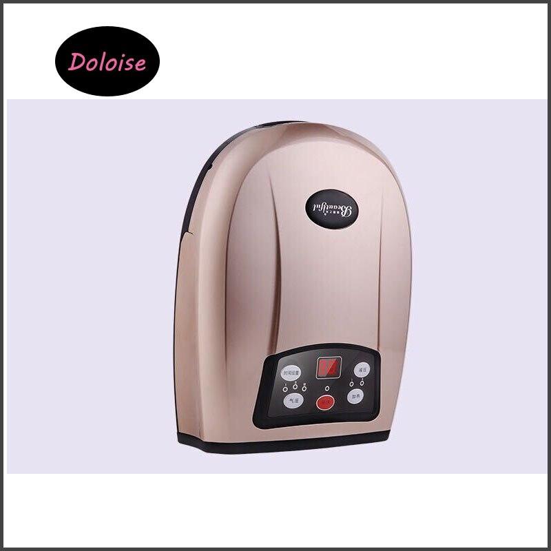 520 Acupression Électrique Masseur Main Palm Doigt Point D'acupuncture Sans Fil Massage Soins Des Mains Thérapie Machine Chaleur Air Compression